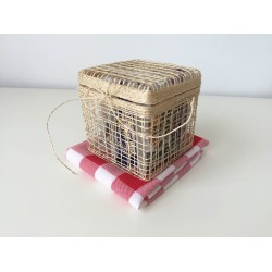 Mini Picnic Basket