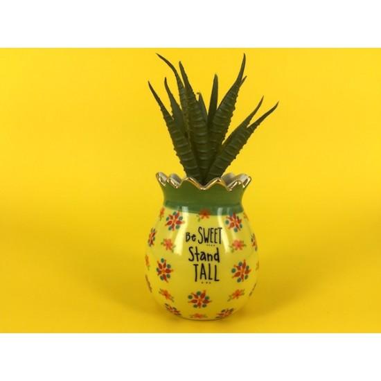 Pineapple Faux Succulent