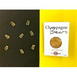 Rose Champagne Bears